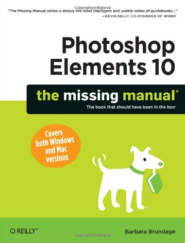 Photoshop Elements 10   2011 edition cover