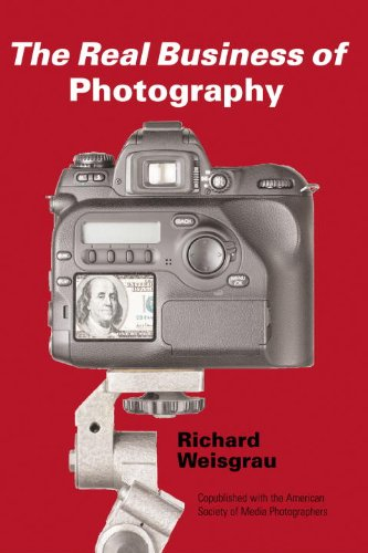 Real Business of Photography   2004 9781581153507 Front Cover