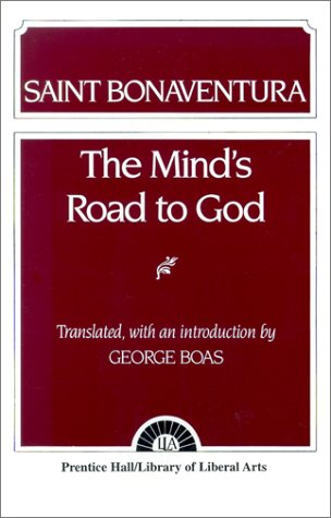 Bonaventura The Minds Road to God 1st 1953 edition cover