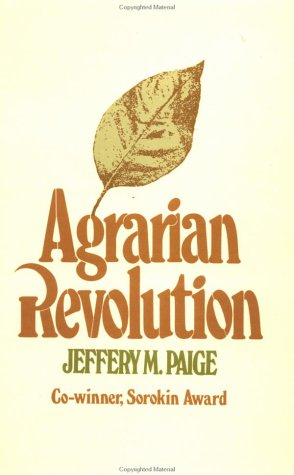Agrarian Revolution   1978 9780029235508 Front Cover