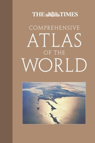 Times Comprehensive Atlas of the World, Twelfth Edition  N/A 9780061464508 Front Cover