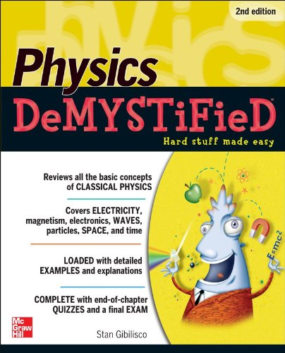 Physics Hard Stuff Made Easy 2nd 2011 (Revised) edition cover