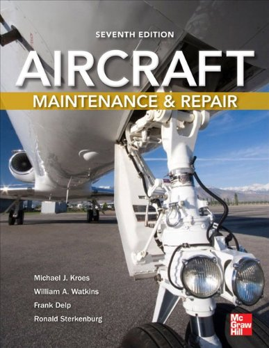 Aircraft Maintenance and Repair  7th 2013 9780071801508 Front Cover