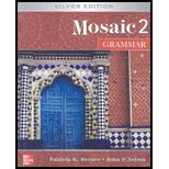 Mosaic 2 Grammar 5th 2007 (Revised) edition cover
