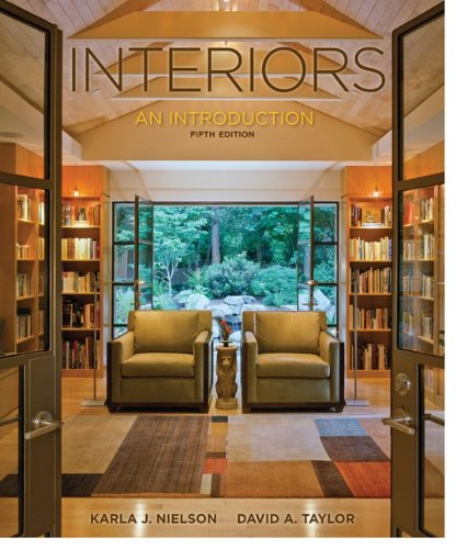 Interiors  5th 2011 9780073526508 Front Cover
