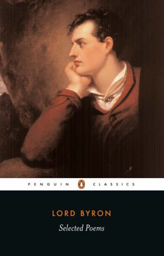 Lord Byron - Selected Poems   2005 (Revised) edition cover