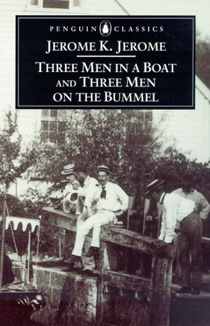 Three Men in a Boat and Three Men on the Bummel   1999 edition cover