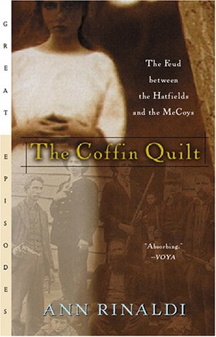 Coffin Quilt The Feud Between the Hatfields and the McCoys  2001 edition cover