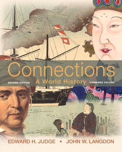Connections A World History 2nd 2012 9780205835508 Front Cover