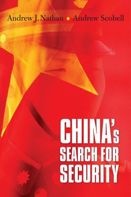 China's Search for Security  2nd 2012 edition cover