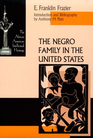 Negro Family in the United States   2001 (Revised) edition cover
