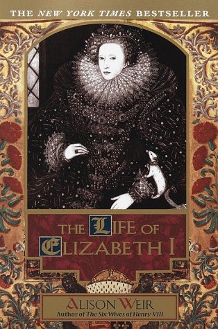 Life of Elizabeth I   1998 edition cover