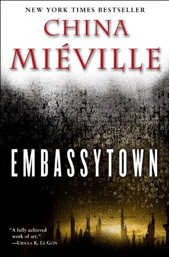 Embassytown  N/A edition cover