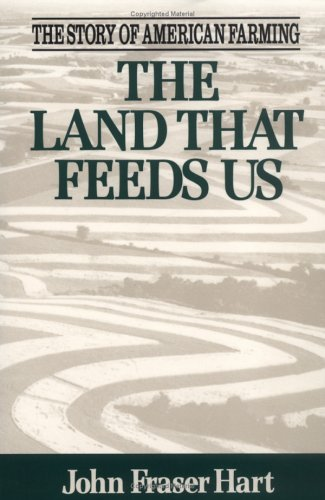Land That Feeds Us  Reprint 9780393309508 Front Cover