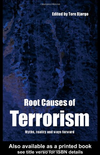 Root Causes of Terrorism Myths, Reality and Ways Forward  2005 edition cover