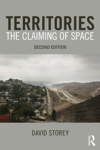 Territories The Claiming of Space 2nd 2011 edition cover