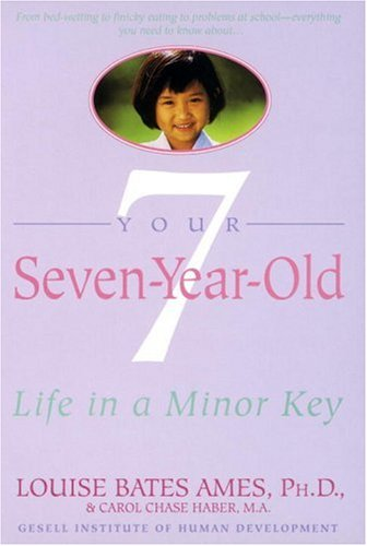 Your Seven-Year-Old Life in a Minor Key  1985 edition cover