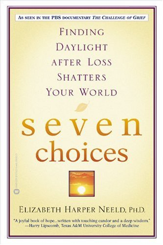 Seven Choices Finding Daylight after Loss Shatters Your World  2003 edition cover