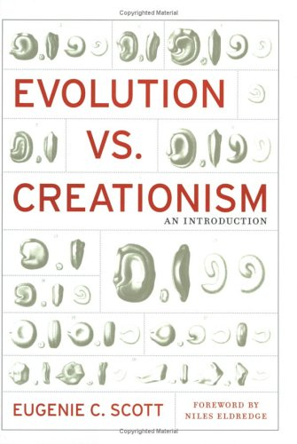 Evolution vs. Creationism - An Introduction   2005 edition cover