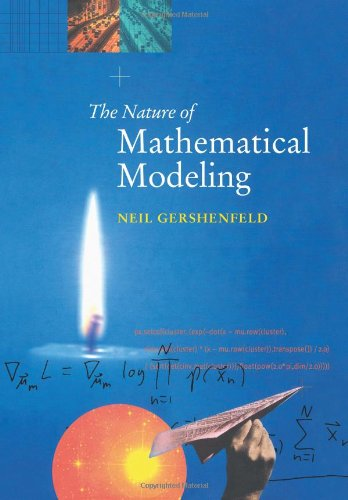 Nature of Mathematical Modeling   2011 9780521210508 Front Cover