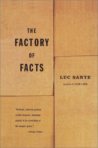 Factory of Facts  N/A edition cover