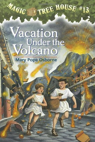 Vacation under the Volcano   1998 edition cover