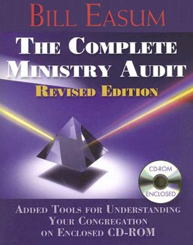 Complete Ministry Audit  2nd 2005 (Revised) edition cover