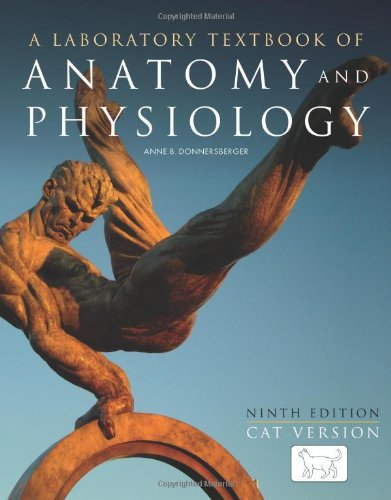 Laboratory Textbook of Anatomy and Physiology  9th 2010 (Revised) edition cover