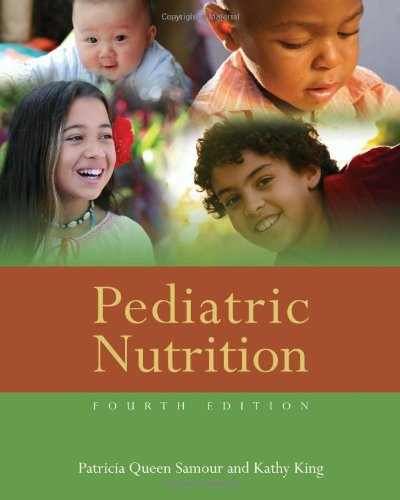 Pediatric Nutrition  4th 2012 (Revised) edition cover