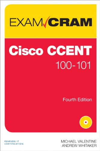Cisco Ccent Icnd1 100-101  2nd 2014 edition cover