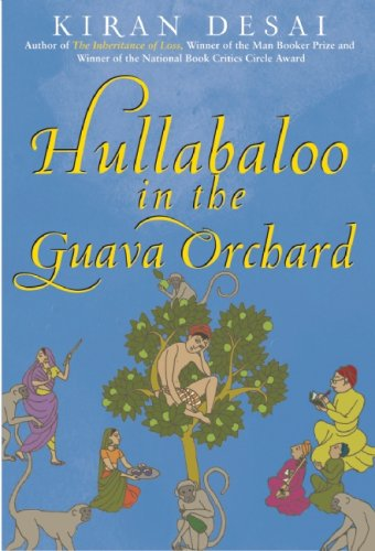 Hullabaloo in the Guava Orchard  N/A edition cover