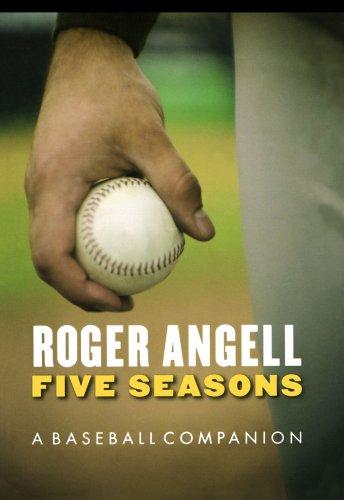 Five Seasons A Baseball Companion  2004 edition cover