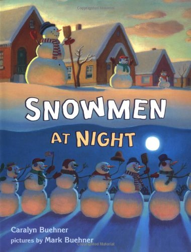 Snowmen at Night   2002 9780803725508 Front Cover
