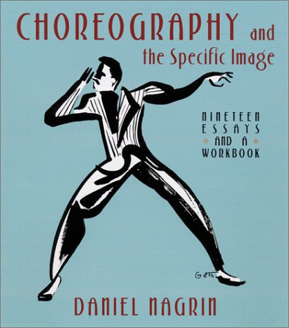 Choreography and the Specific Image   2001 edition cover