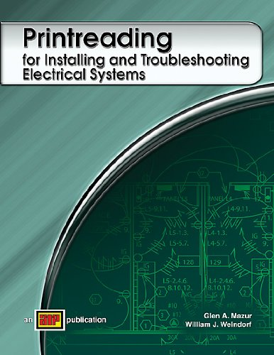 Printreading for Installing and Troubleshooting Electrical Systems   2009 edition cover