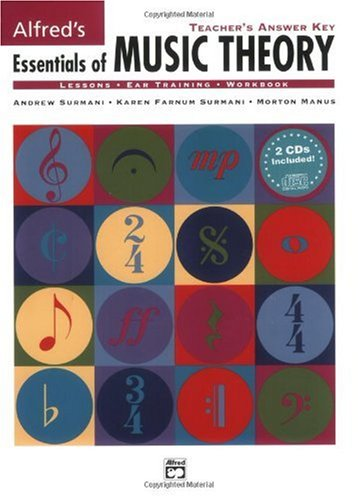 Essentials of Music Theory, Answer Key ISBN:9780882849508 ...