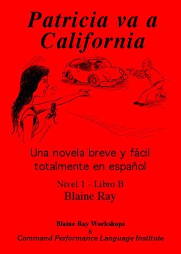 Patricia Va a California 1st edition cover