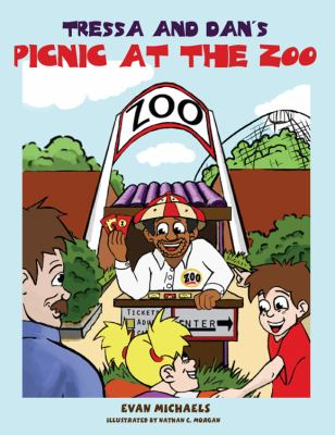 Tressa and Dan's Picnic at the Zoo  2010 edition cover