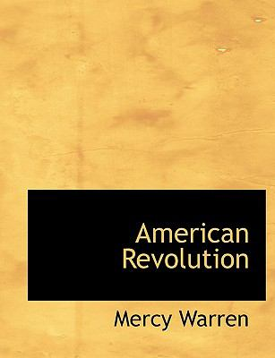 American Revolution N/A 9781113764508 Front Cover