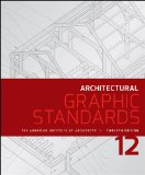 Architectural Graphic Standards:   2016 9781118909508 Front Cover