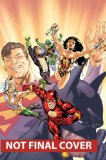 JLA   2014 9781401247508 Front Cover