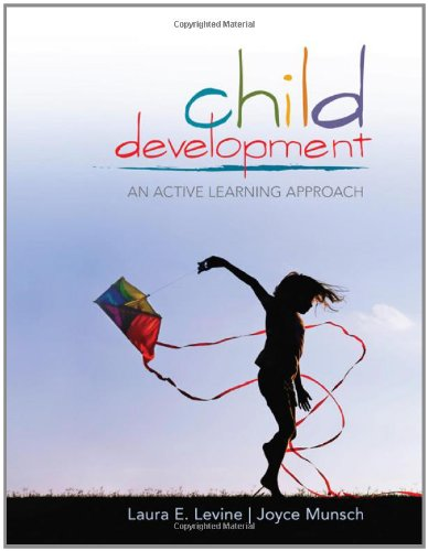 Child Development An Active Learning Approach  2011 edition cover