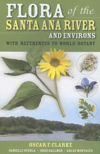 Flora of the Santa Ana River and Environs With References to World Botany  2006 edition cover
