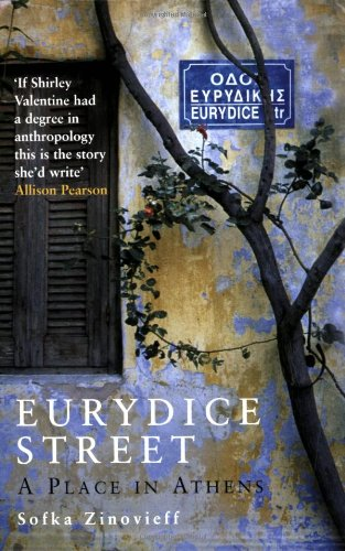 Eurydice Street A Place in Athens  2005 edition cover