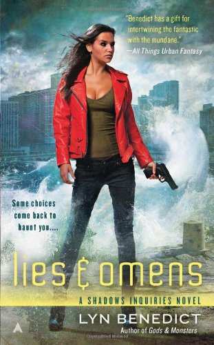 Lies and Omens  N/A 9781937007508 Front Cover