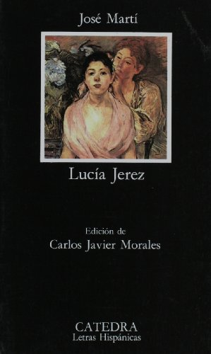 Lucia Jerez   1994 edition cover