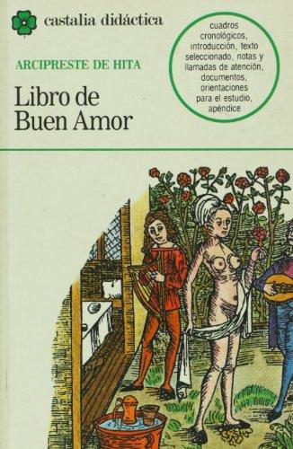 LIBRO DE BUEN AMOR   1985 (Annotated) 9788470394508 Front Cover