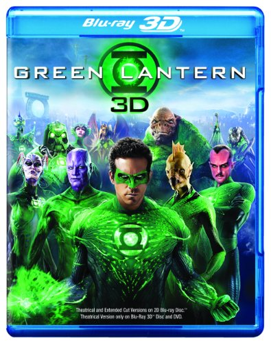 Green Lantern (Three-Disc Combo: Blu-ray 3D / Blu-ray / DVD / UltraViolet Digital Copy) System.Collections.Generic.List`1[System.String] artwork