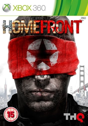 Homefront -uncut- 1st Edition [UK] Xbox 360 artwork