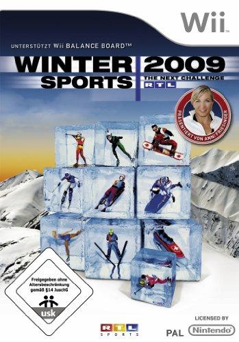 RTL Winter Sports 2009 [Software Pyramide] Nintendo Wii artwork